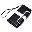 Buy iPhone 7 Case / Plus 6 Wallet Card Holder Flip Full Body Lines Waves Hard PU Leather Apple