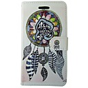 Buy Painting Feather Dream Catcher PU Leather Flip Case Magnetic Snap Card Slot iPhone 7/7 Plus/6S/6Plus/SE/5s/5C