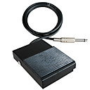 Buy Solong Tattoo Square Iron Foot Pedal Control Black Footswitch Power Supply Supplies P209