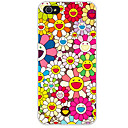 Buy Pattern Case Back Cover Smiling Face Flower Soft TPU iPhone 7 Plus 6s 6 SE 5s 5 4s 4 5C