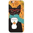 Buy iPhone 7 7Plus Cartoon Cat Pattern TPU Ultra-thin Soft Back Cover 6s 6 Plus 5s 5 5E