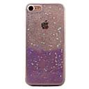 Buy iPhone 7 7Plus 6s 6Plus Case Cover Purple Flashing Stars Pattern TPU Acrylic Material Phone Shell
