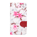 Buy Sony Xperia Z3 Mini / M2 M4 E4 Flowers PU Leather Case