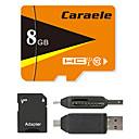Buy Caraele 8GB Micro SD Card TF memory card UHS-I U1 Class10