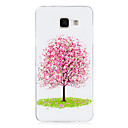Buy Samsung Galaxy A3(2016) Cover Case Glow Dark IMD Pattern Back Cherry tree Soft TPU A5(2016)