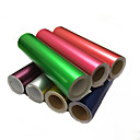 Buy 1.52*1M Polymeric PVC Matte Chrome Vinyl Car Wraps Sticker Color Changing Air Bubble Auto Accessories