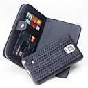 Buy Samsung Galaxy Note 5 4 Case Cover Card Holder Wallet Full Body Solid Color Hard Genuine Leather