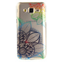 Buy Samsung Galaxy J5 J5(2016) J3 J3(2016) G530 Case Cover Dream Flower Pattern IMD Process Painted TPU Material Phone