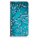 Buy Samsung Galaxy J3(2016) J5(2016) Case Cover Plum Blossom Pattern PU Material Painted Mobile Phone J3 Prime