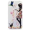 Buy Asus Zenfone 3 ZE520KL ZE552KL Case Cover Girls Cats Pattern Painted Point Drill Scrub TPU Material Luminous Phone