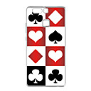 Buy Huawei P9 Pattern Case Back Cover Poker Soft TPU P10/P10 Plus / Lite P8