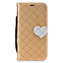 Buy Samsung Galaxy A3 A5 (2017) Case Cover New Grid Pattern Love Buckle PU Material Hit Color Phone (2016)