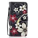 Buy Huawei P8 lite 2017 Mate9 Card Holder Wallet Stand Flip Pattern Case Full Body Flower Hard PU Leather Honor5C 7 8 Y5 II Y6 Y560