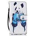 Buy Huawei P8 lite 2017 Mate9 Card Holder Wallet Stand Flip Pattern Case Full Body Panda Hard PU Leather Honor 5C 7 8 Y5 II Y6 Y560