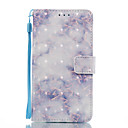 Buy Huawei P10 Lite P8 (2017) Case Cover Blue Pattern 3D Painted Card Stent Wallet Phone Galaxy P9 Nova 2