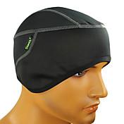 헬맷 라이너 모자 헬멧 라이너 / 헬멧 모자 페이스 마스크 자전거 통기성 보온 방풍 남녀 공용 블랙 100% 폴리에스터