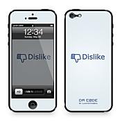 """다 코드 ™ iPhone 4/4S를위한 피부 : 스티븐 린 (크리 에이 티브 시리즈)에 의해 """"페이스 북에서 선호도"""""""