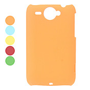 Malla Diseño caso duro para HTC G8 (colores surtidos)