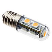 1W E14 LED 콘 조명 T 7 SMD 5050 80 lm 따뜻한 화이트 AC 220-240 V