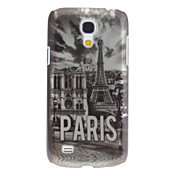 Para Funda Samsung Galaxy Diseños Funda Cubierta Trasera Funda Torre Eiffel Policarbonato Samsung S4