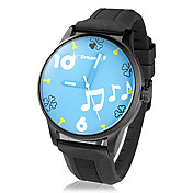 유행 여가 실리카 석영 시계를 DZ01DX04G