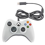Controller Game Pad USB Wired for Microsoft Xbox 360 y PC delgada de Windows