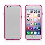 용 아이폰6케이스 / 아이폰6플러스 케이스 울트라 씬 케이스 뒷면 커버 케이스 단색 소프트 PC iPhone 6s Plus/6 Plus / iPhone 6s/6