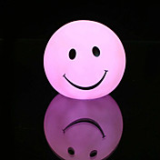 sonreír Rotocast luz de noche que cambia de color