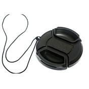 소니 NEX-5R의 NEX-5t의 NEX-3N A6000 a5100 A5000와 16-50밀리미터 렌즈 + 홀더 가죽 끈 로프 dengpin® 40.5mm 카메라 렌즈 캡