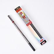 Telespin Rod / 낚시대 Telespin Rod 탄소 450 M 바다 낚시 / 민물 낚시 막대 실버