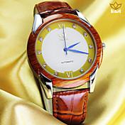 남자 - 아날로그 - 석영 - 드레스 시계