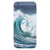 용 아이폰5케이스 패턴 케이스 뒷면 커버 케이스 풍경 소프트 TPU iPhone SE/5s/5