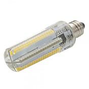 ywxlight® dimmable e11 6w 152x3014smd 600-700lm 따뜻한 / 시원한 흰색 빛 led 옥수수 전구 (ac110 / 220v)