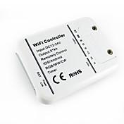 스마트 응용 프로그램 제어 와이파이 RGB 및 warmwhite 컨트롤러