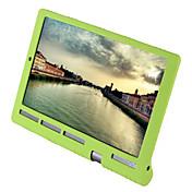 레노버 yt3-x90f / 요가 탭의 고품질 실리콘 고무 젤 스킨 케이스 커버 3 프로 (10) 태블릿 (모듬 색상)