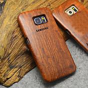 용 삼성 갤럭시 케이스 케이스 커버 패턴 뒷면 커버 케이스 나무결 나무 용 Samsung S6 edge plus S6 edge S6