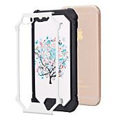 용 아이폰6케이스 / 아이폰6플러스 케이스 충격방지 케이스 뒷면 커버 케이스 나무 소프트 TPU iPhone 6s Plus/6 Plus / iPhone 6s/6