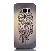 For Samsung Galaxy  S7 edge S6 edge plus A variety of patterns PC After phone protection shell  S7 S6 S6 edge  S5 S4