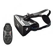 3.5 ~ 6 스마트 폰 ritech II + 블루투스 컨트롤러 VR 가상 현실 자석 제어 3D 안경