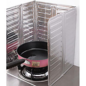 aceite de cocina de gas protector salpicaduras estufa de eliminación de aceite de cocina de la escaldadura de la cocina tabla de prueba