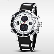 WEIDE® Sports Watch Waterproof Military Quartz Digital Watch Alarm Stopwatch Dual Time Zones Cool Watch Unique Watch Fashion Watch