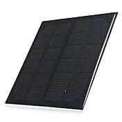 DIY에 대한 3w 6V 출력 다결정 실리콘 태양 전지 패널