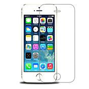 안정된 유리 고해상도 (HD) / 9H강화 / 폭발의 증거 화면 보호 필름 스크래치 방지 / 지문 방지Screen Protector ForApple iPhone SE/5s/5c/5 / iPhone 5 / iPhone 5c