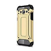 용 삼성 갤럭시 케이스 충격방지 케이스 뒷면 커버 케이스 갑옷 소프트 실리콘 Samsung J7 (2016) / J7 / J5 / J1 (2016) / J1 Mini / Grand Prime / C5