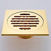 Gadget para Baño / Dorado / Montura en Pared /10cm*10cm*5cm(3.9*3.9*1.95inch) /Latón / Aleación de Zinc /Contemporáneo /10CM 10CM 0.3KG