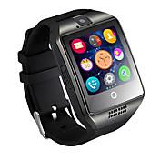 스마트 시계 다이얼 카드 독립적 인 곡선 화면은 안드로이드 블루투스 휴대 전화를 동기화 할 수 있습니다