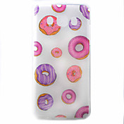 Donuts Pattern Material TPU Phone Case for Samsung Galaxy J3 J5 J7 J1(2016) J510 J710 G530
