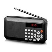 음악 TF 카드 소형 스피커 MP3 플레이어 라디오