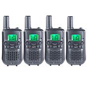 T899462C2P 워키 토키 0.5W 22 Channels 400-470MHz AAA alkaline battery 3KM-5KM 소리 / 백라이트 / 암호화 / 배터리 충전 알림 / LCD 화면 / 모니터 / 스캔 / CTCSS/CDCSS