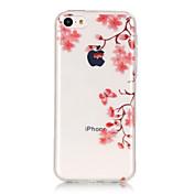 뒷면 커버 IMD / 울트라-씬 / 비스크 / 패턴 Other TPU 소프트 케이스 커버를 들어 Apple iPhone 6s Plus/6 Plus / iPhone 6s/6 / iPhone SE/5s/5 / iPhone 5c
